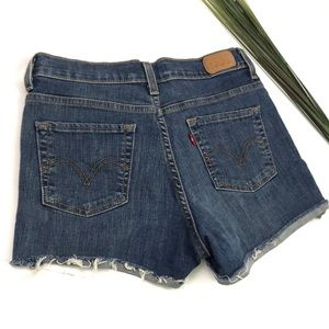 Levi's | Cut Off Jean Short Shorts Daisy Duke